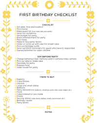 Where To Buy Party Favors Party Checklist Party 2014 Pinterest Birthdays Birthday