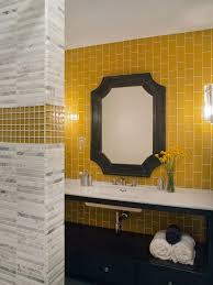 yellow bathroom ideas mustard yellow bathroom ideas houzz