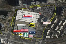 Pentagon Map Pentagon City Va Pentagon Centre Retail Space Kimco Realty