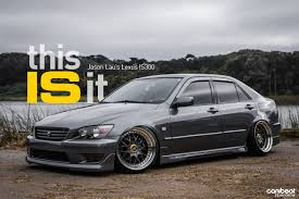 lexus slammed cool lexus is300 a12 carwallpaper us