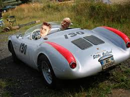 porsche spyder james dean dogbrindle com the day james dean took me for a drive in the