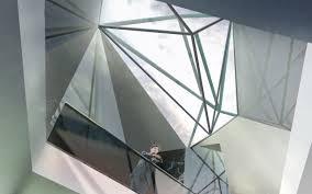 Resting Space Danish Castle Centre Cebra Architecture