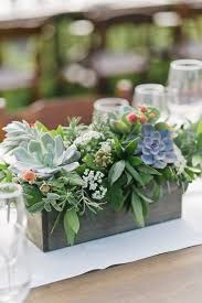 succulent centerpieces succulent centerpiece wedding 1000 ideas about succulent