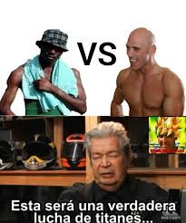 Brazzer Memes - el negro vs el pelon meme subido por terranova87 memedroid