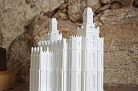 Home Decor Logan Utah Logan Utah Temple Statue Logan Temple Cake Topper
