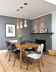 Stonington Gray Living Room Stonington Gray Dining Room Contemporary With Wood Table San