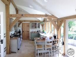 kitchen extensions ideas photos 25 best oak framed extensions ideas on orangery