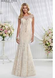 bespoke brides chester wedding dress ronald joyce model 69007 ella unique bridal
