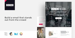 free responsive email templateresponsive email template rondo