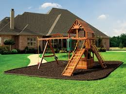Backyard Playgrounds  Playgrounds And Homes  Easy Playground - Backyard playground designs