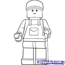 draw a lego step by step drawing sheets added by dawn august