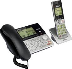vtech cs6949 dect 6 0 expandable cordless phone system with