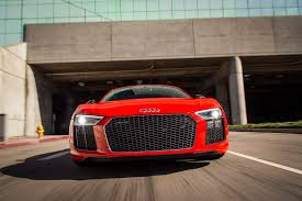 2017 audi r8 v10 plus first test review