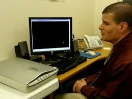 Assistive Technology For The Blind Scanning Reading Assistive Technology For People Who Are Blind