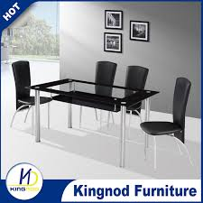Glass Dining Table And Chairs Fiber Dining Table Set Fiber Dining Table Set Suppliers And
