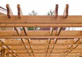 12 X 16 Pergola by Outdoor Living Today 12x16 Breeze Pergola Louvered Wall Panels