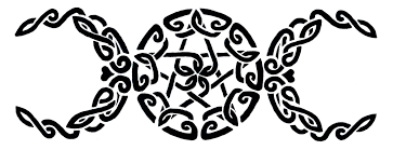 images of goddess moon symbol goddess tatto design by