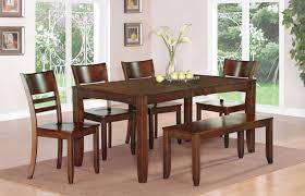 dining room dining room sets bench seating stunning dining room