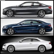 lexus vs mercedes vs bmw vs audi bmw 4 series coupe vs audi a5 vs mercedes benz e class coupe