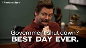 Shut Down Meme - trump claims democrats want to shut down the government as friday