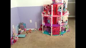 59 Best Barbie Homes Ideas by Updated Barbie House Tour Youtube