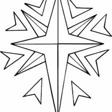 north star coloring kids drawing coloring pages marisa