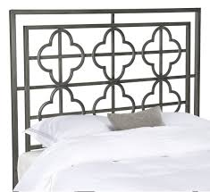 lucinda antique iron metal headboard headboards furniture by