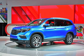 suv honda pilot all new 2016 honda pilot makes canadian debut and redefines the