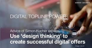use design thinking to create successful digital offers simon