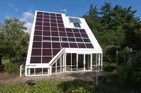 Top Solar Home Designs For  Zen Of Zada - Solar powered home designs