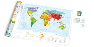 Scratch Off Map Usa by Scratch Map Black Scratch Countries You U0027ve Been To