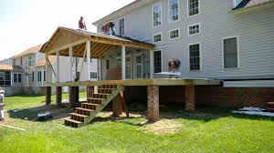 porch plans for mobile homes how to build a covered porch on mobile home 12x24 deck plans ready