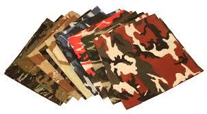 Black American Flag Bandana American Flag Bandana 22 X 22 100 Cotton