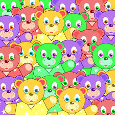 free vector graphic background children colorful free image