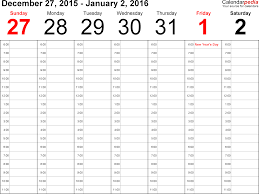 Time Management Planner Templates Free Weekly Calendar 2016 For Pdf 12 Free Printable Templates