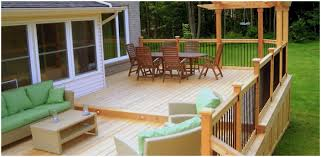 Deck Ideas Backyards Gorgeous Small Deck Designs Backyard Backyard