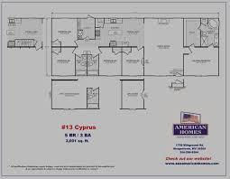 American House Floor Plan Cyprus American Homes