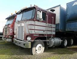 Kenworth K100 Interior Kenworth K100 Kicken Geel Belgium American Trucks Camions Us