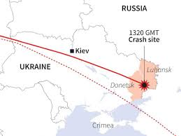 Virgin Atlantic Route Map by Why Malaysia Airlines Was Flying Over A War Zone Business Insider
