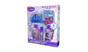 bath gift sets disney frozen bath beauty gift set groupon
