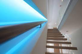 Illuminated Handrail Led Colour Changing Hand Rail Lighting Pacific