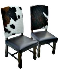 cowhide dining chair bar stool counter stool dining chairs