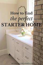 the 25 best starter home ideas on pinterest brick cottage bethany mitchell homes how to find the perfect starter home
