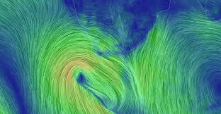 Storm Map Live Charts Show Awesome Power Of Cape Storm Techcentral