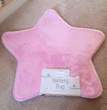 Pink Star Rug Boys U0026 Girls Nursery Rugs Ebay