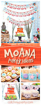the birthday ideas 263 best moana birthday party ideas images on