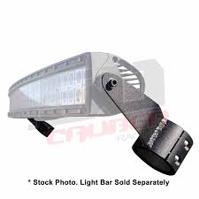 Led Light Bar Utv by Amazon Com 50 Caliber Racing Bracket Mounts For 50