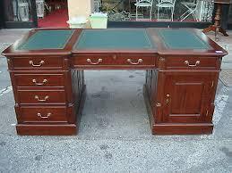 scrivanie stile antico scrivania in stile antico ministeriale diplomatica legno mogano e