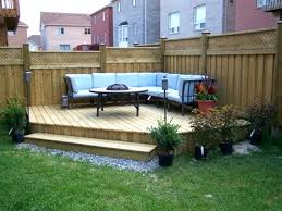 patio ideas why not build a wood deck wooden patio designs ideas