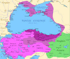 7 Kingdoms Map Kingdom Of Pontus Wikipedia